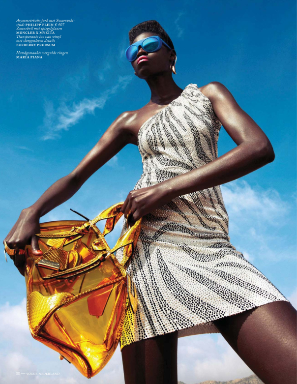 KINEE-DIOUF-VOGUE-NETHERLANDS-JULY-2013-COVER 6
