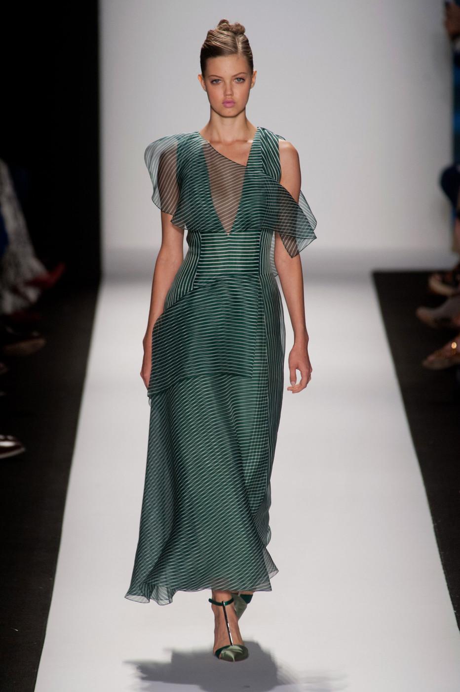 NEW YORK FASHION WEEK: CAROLINA HERRERA SPRING 2014 ...