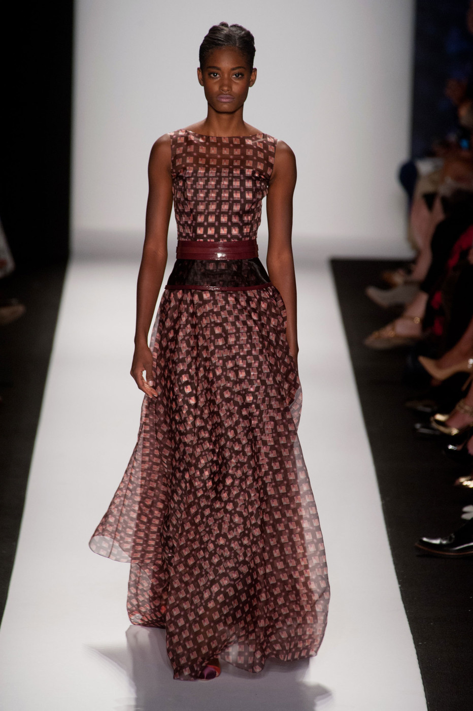 2014 Spring Summer Teen Fashion Trends: NEW YORK FASHION WEEK: CAROLINA HERRERA SPRING 2014