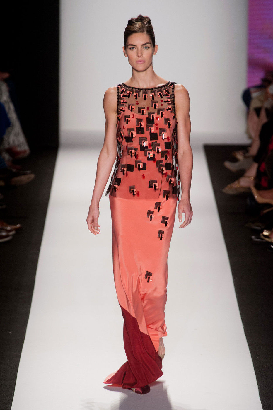 NEW YORK FASHION WEEK: CAROLINA HERRERA SPRING 2014