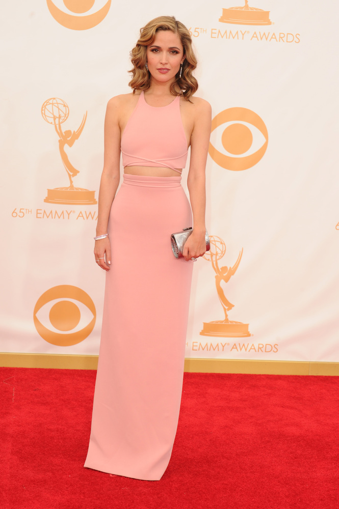 Rose Byrne in Calvin Klein Collection