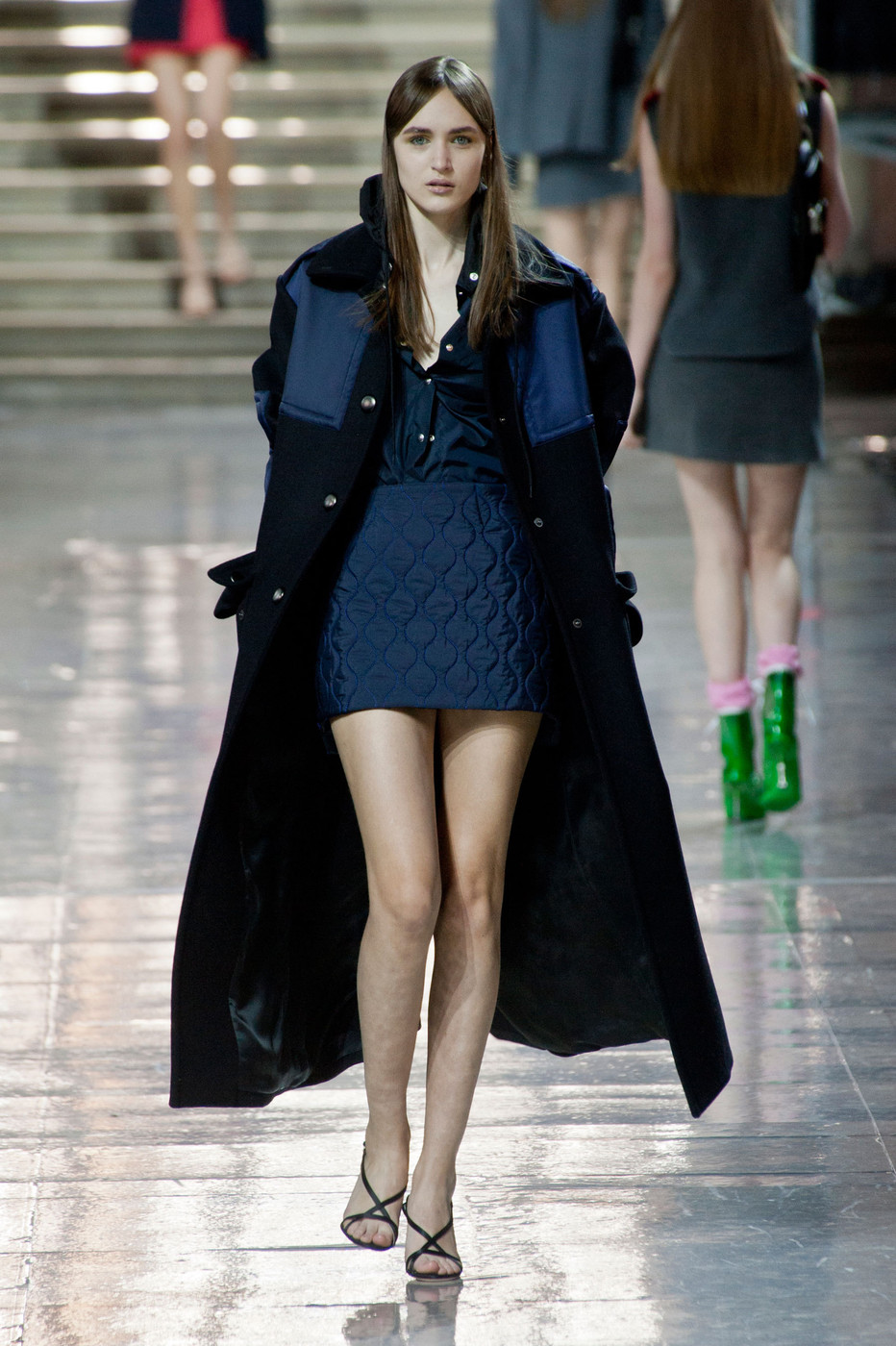 Paris Fashion Week Miu Miu Fall 2014 Collection